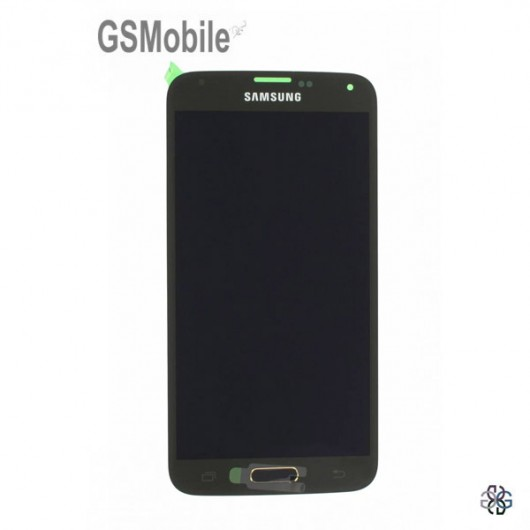 Display Samsung G900F Galaxy S5 Gold - Original