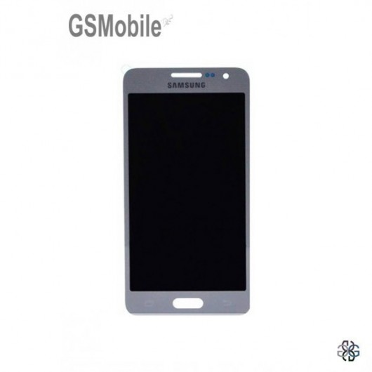 Display Samsung A300F Galaxy A3 Silver - Original