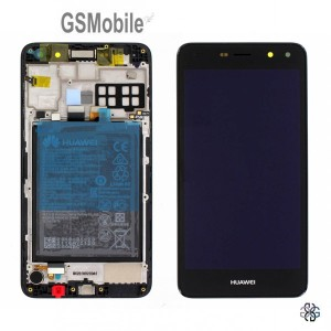 Display Huawei Y5 2017 Black - Original