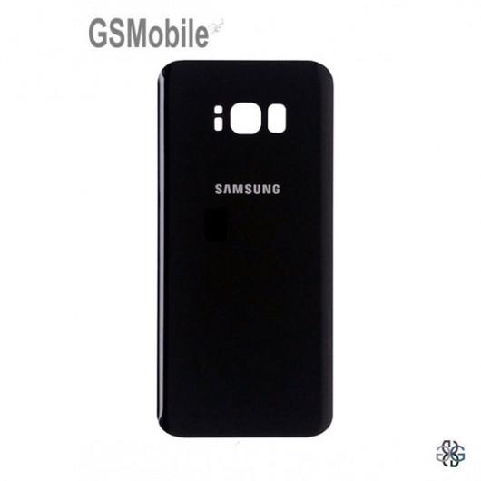 Battery Cover Samsung S8 Galaxy G950F Black