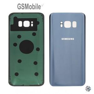 Tampa traseira Samsung S8 Galaxy G950F Azul