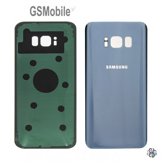 Battery Cover Samsung S8 Galaxy G950F Blue