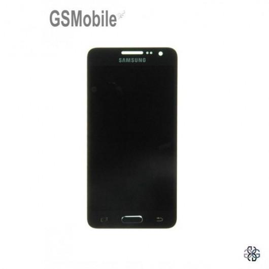 Display Samsung A300F Galaxy A3 Black - Original