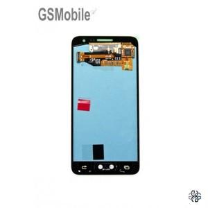 Display Samsung A300F Galaxy A3 Pink - Original