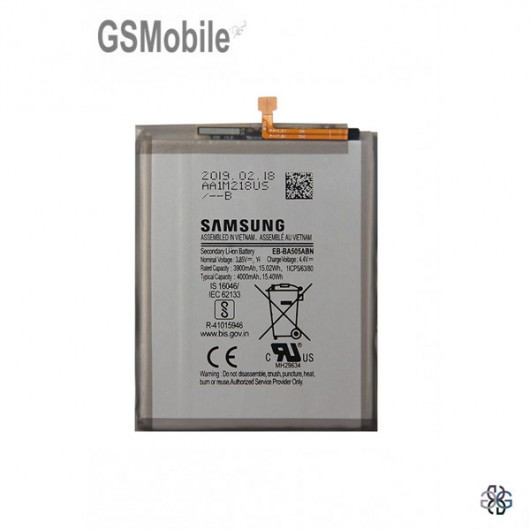 Battery for Samsung A30S 2019 Galaxy A307F