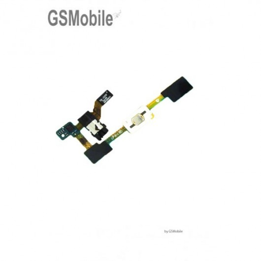 Samsung SM-J500F Galaxy J5 - Touch Key + Home Switch Flex-Cable + Audio Connector - Spare parts for samsung