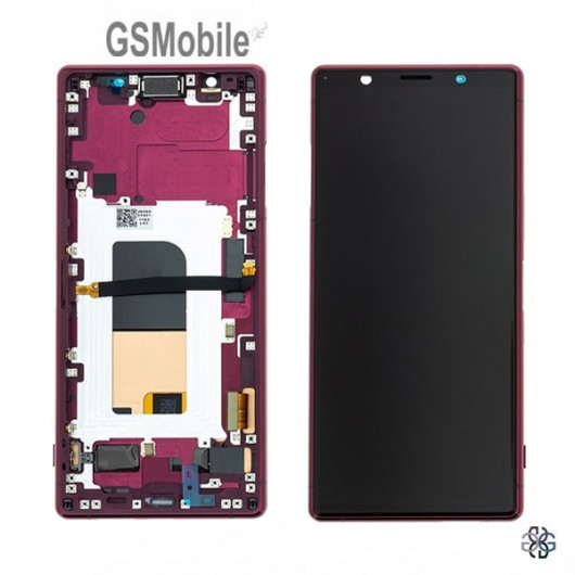 Display for Sony Xperia 5 Red Original