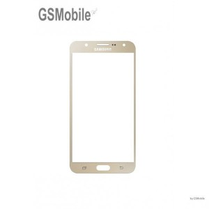 Front glass for Samsung J500F Galaxy J5 - Spare parts for Samsung