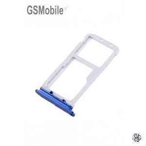 SIM card and MicroSD tray Huawei Honor 9 - spare parts for honor 9