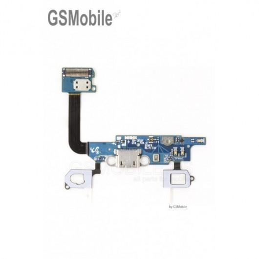 Flex de carregamento Samsung Alpha Galaxy G850F