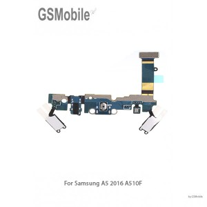 Charging Flex Samsung A5 2016 - spare parts for Samsung A5 2016