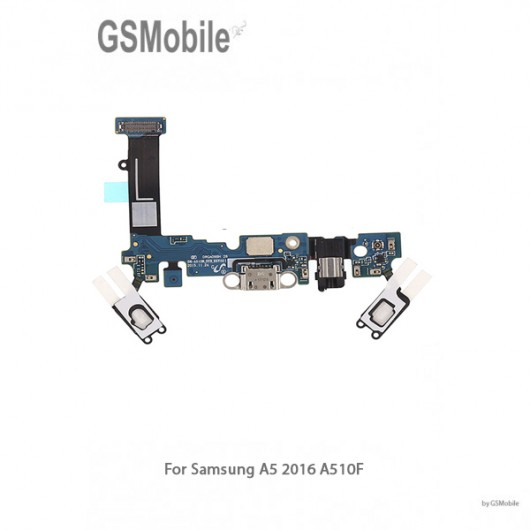 Samsung A5 2016 Galaxy A510F Charging Flex - mobile spareparts