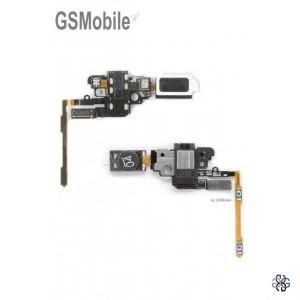 Flex coluna auricular para Samsung Alpha Galaxy G850F