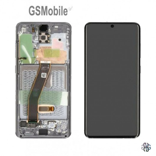 full lcd display samsung galaxy s20 - spare parts for samsung s20 galaxy g980f