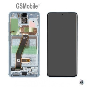 display for samsung s20 galaxy g980f - mobile spareparts