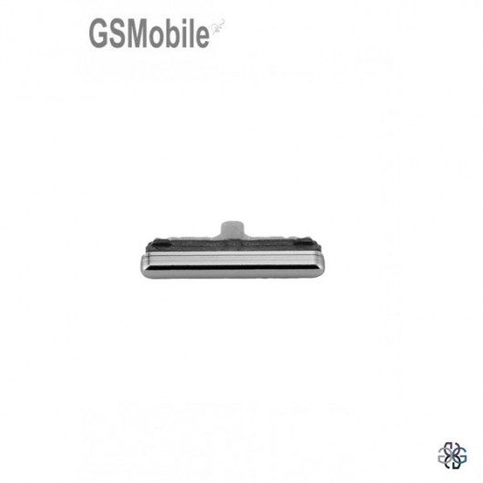 Power button Samsung S20 Galaxy G980F Grey - Original