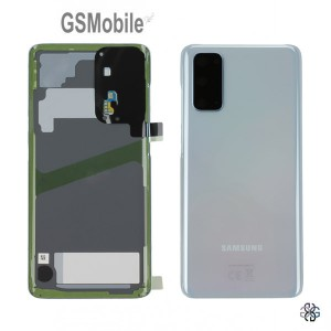 Battery cover Samsung S20 - spare parts for Samsung