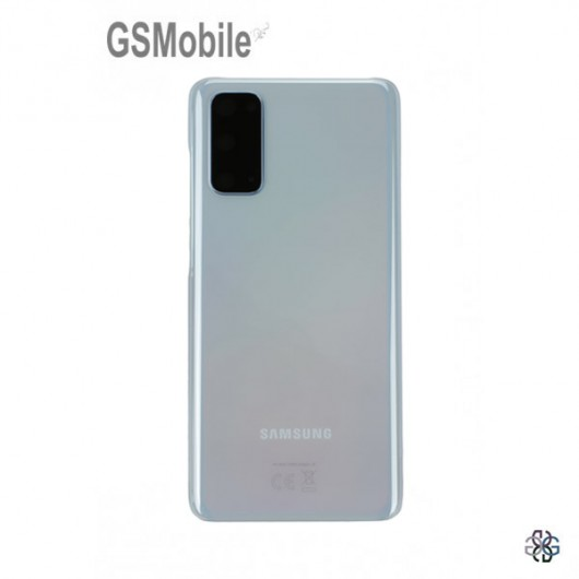 Samsung S20 Galaxy G980F Back cover Blue - Original