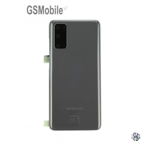 Samsung S20 Galaxy G980F Back cover grey - Original