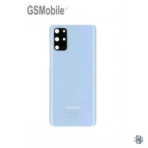 Samsung S20 Plus Galaxy G985F back cover blue - Original