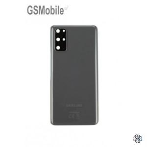 Samsung S20 Plus Galaxy G985F back cover grey - Original