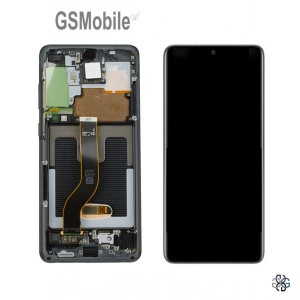 full lcd display samsung s20 plus - spare parts galaxy s20 plus