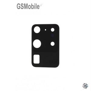 Vidro da Câmera traseira Samsung S20 Ultra Galaxy G988