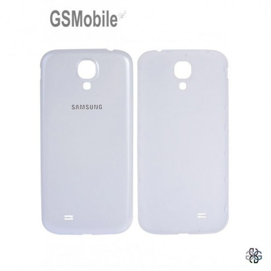 Samsung S4 Galaxy i9505 battery cover white