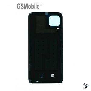 Huawei P40 Lite battery cover black