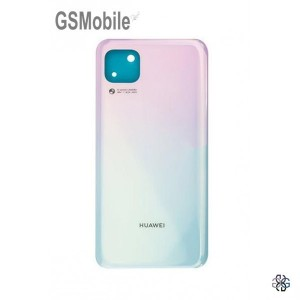 Huawei P40 Lite battery cover sakura pink original