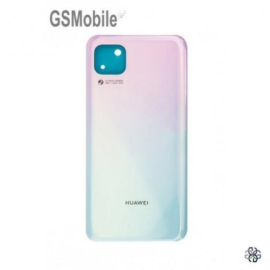Huawei P40 Lite battery cover sakura pink original