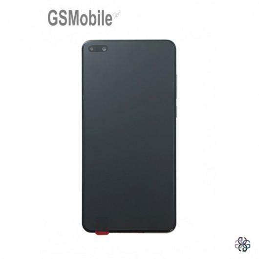 Display for Huawei P40 Black Original