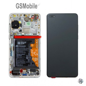 display for huawei p40 - spare parts for huawei p40