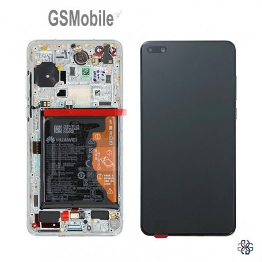 full lcd display huawei p40