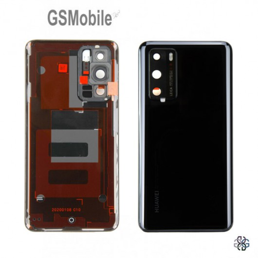 back cover huawei p40 - spare parts for huawei