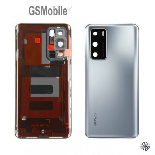 battery cover huawei p40 - spare parts for huawei p40