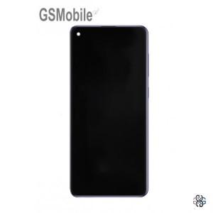 Ecrã - Display LCD Touch Samsung A21S Galaxy A217F Preto Original