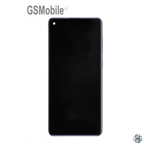 Pantalla completa Samsung A21S Galaxy A217F Negro - Original