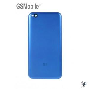 Xiaomi Redmi Go battery cover blue