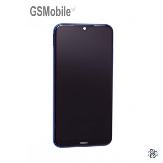 Display for Xiaomi Redmi Note 8T Blue Original