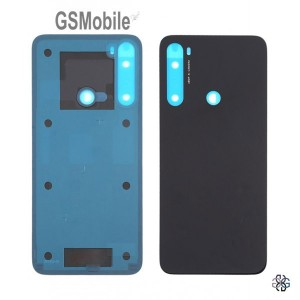 Battery Cover Xiaomi  Note 8T Black - replacement original