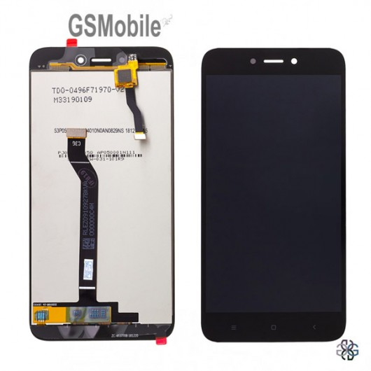 Display for Xiaomi Redmi Go Black