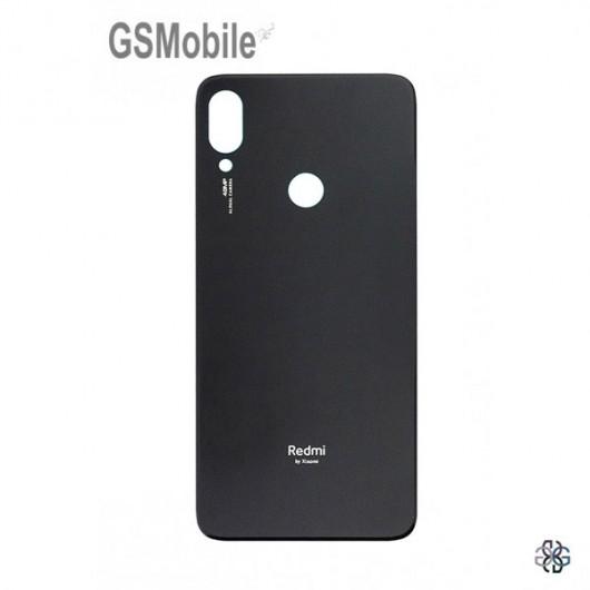 Battery Cover for Xiaomi Redmi 7 Black