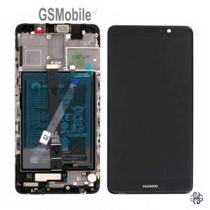 Ecrã - Display LCD Touch Huawei Mate 9 Preto Original