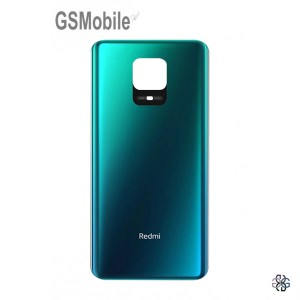 Battery Cover for Xiaomi Redmi Note 9S Green