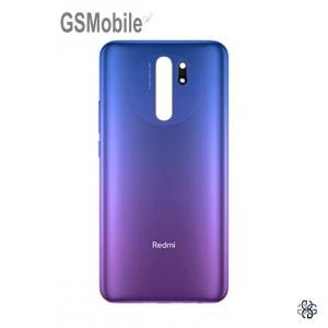 Battery Cover for Xiaomi Redmi 9 Purple