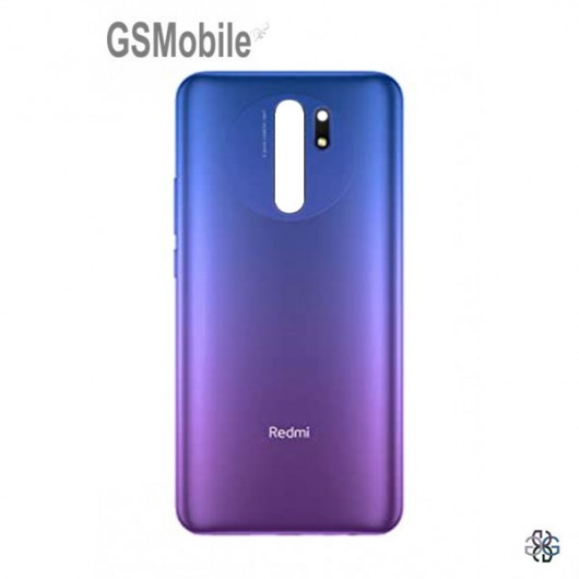 Battery Cover for Xiaomi Redmi 9 Purple