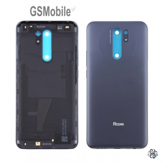 Battery Cover for Xiaomi Redmi 9 Gris