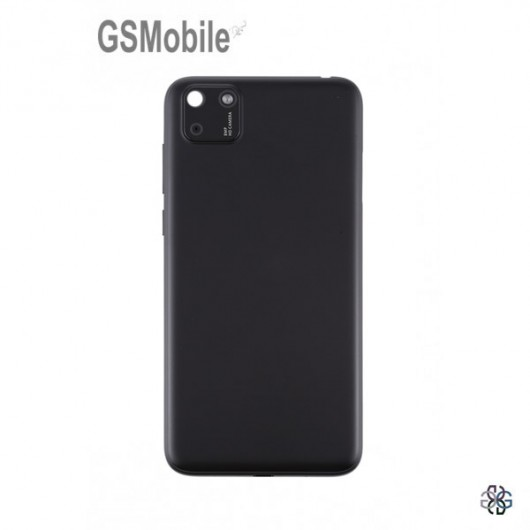 Battery Cover for Huawei Y5p Black