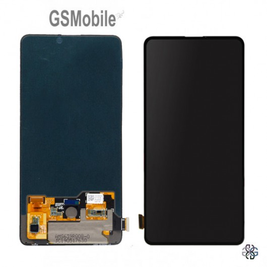 Display for Xiaomi Mi 9T Black